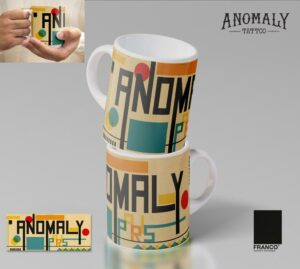 mug Anomaly - By Franco