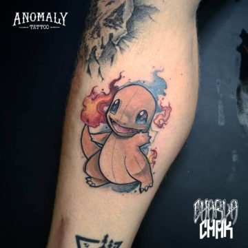 Tatouage Pokemon – Anomaly Paris