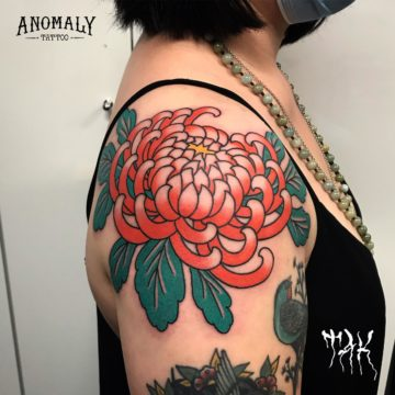 Tatouage style traditionnel – Anomaly Paris